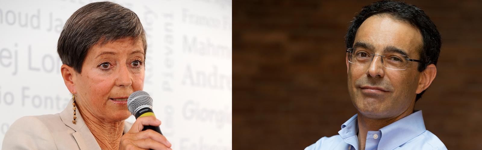 Keynote speaker dell'undicesimo convegno nazionale di AssoCounseling: Prof.ssa Laura Boella e Prof. Vito Mancuso